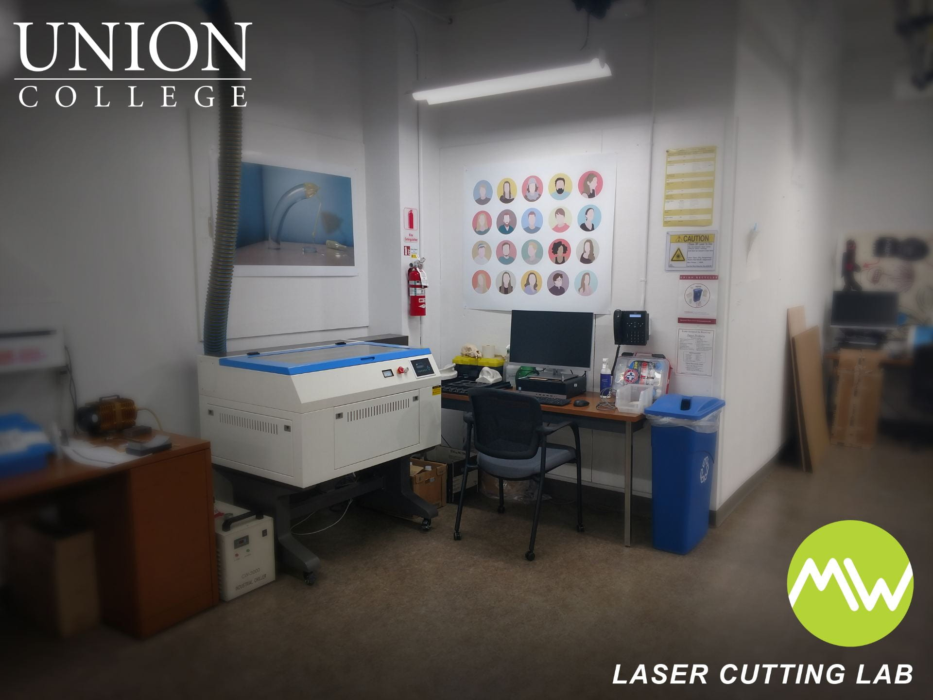 Laser Cutting Lab