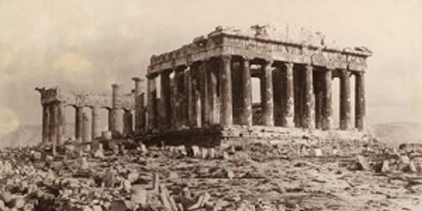 The Athenian Acropolis: Photographs by William James Stillman