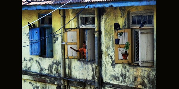 Impressions of India: Photographs by Tobias Leeger