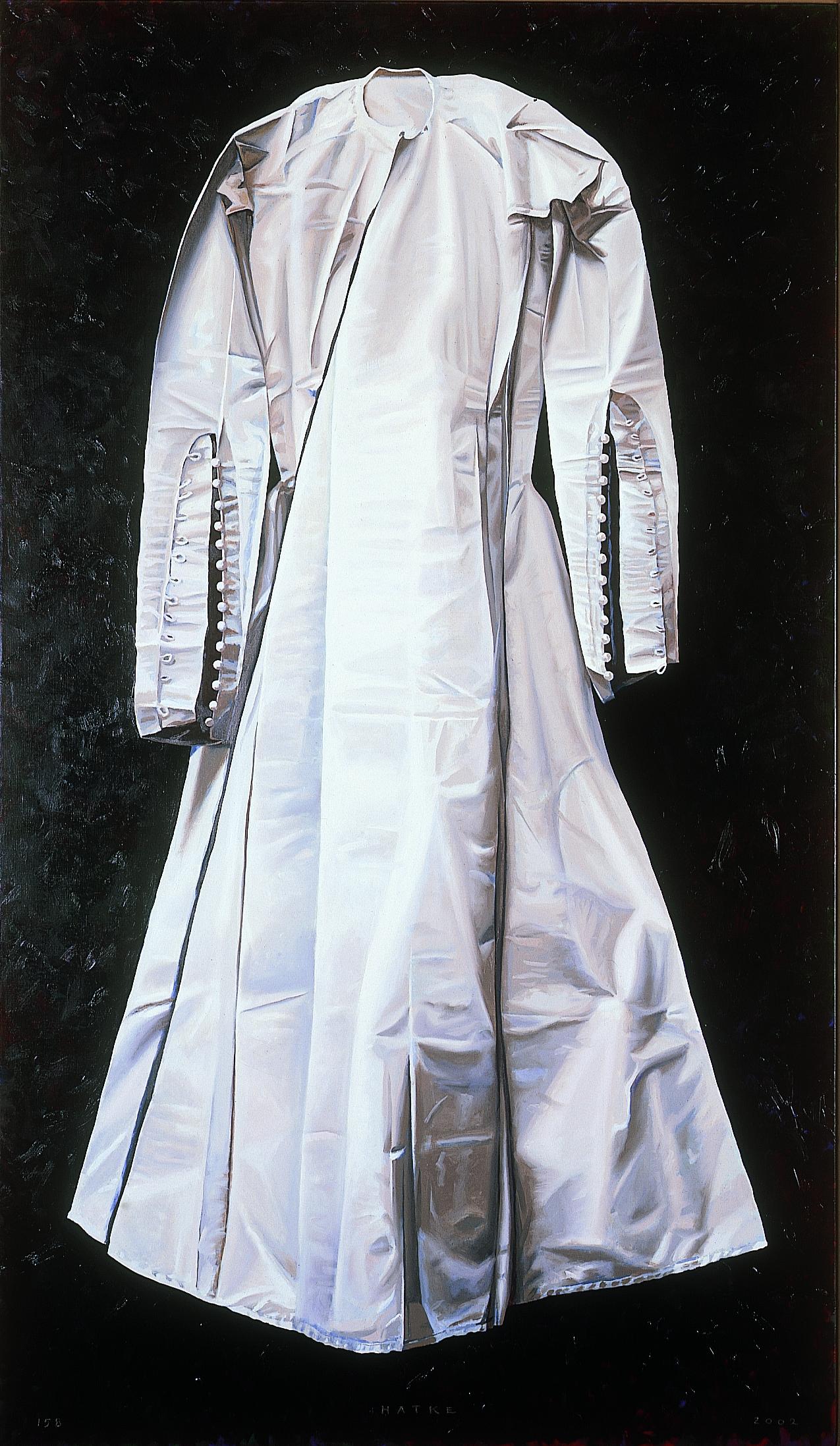 Walter Hatke, <i>The Gate's Garment</i>, giclee print, 2005