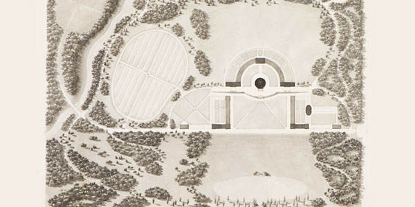 The Grand Design: Joseph Ramée's Drawings for the Union College Campus