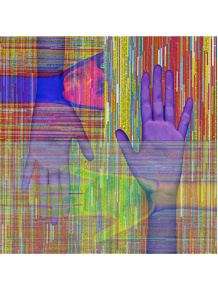 Janey Fine, Hands, 2012, Digital Print
