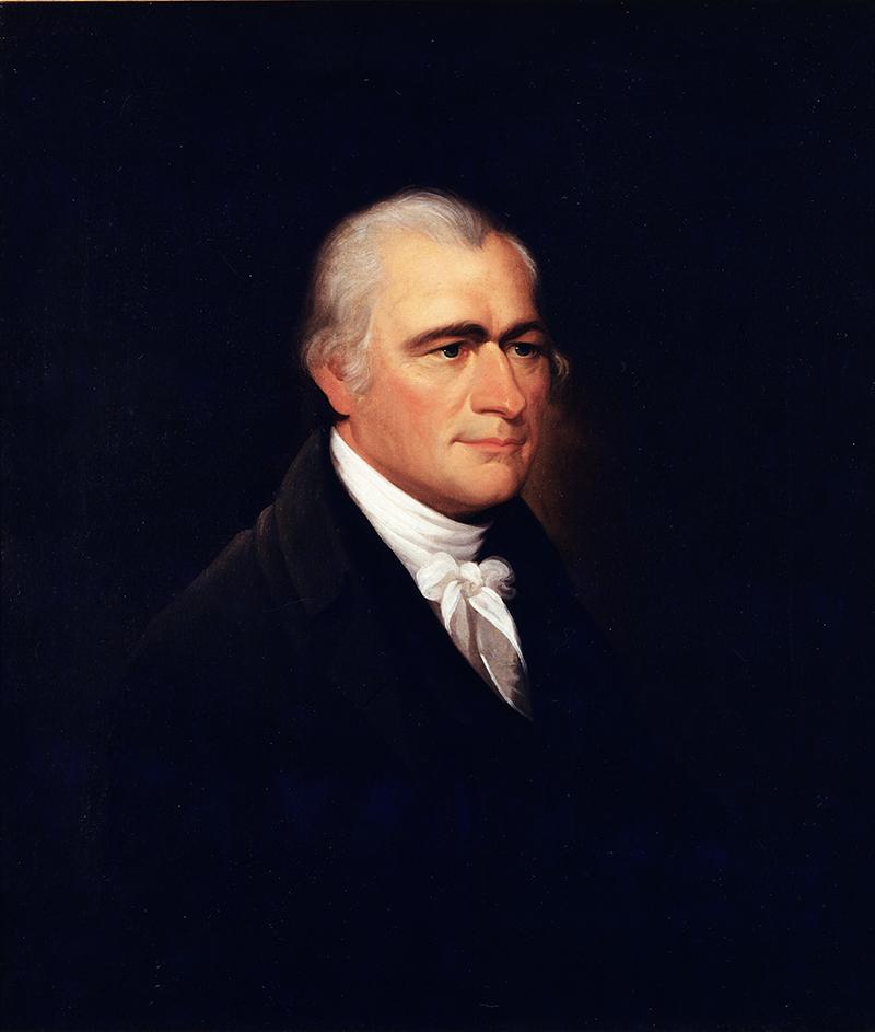 Alexander Hamilton by Ezra Ames