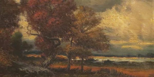 Robert Swain Gifford Landscape