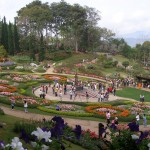 A Landscape of Doi Tung