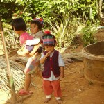 Hilltribe Children