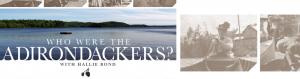 Banner-Adirondackers