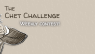 Weekly Contest: The Chet Challenge
