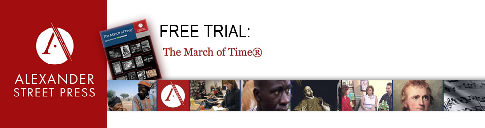 Latest Trial: The March of Time