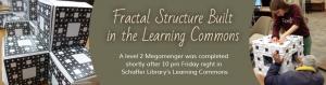 Banner-fractal-structure
