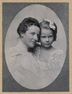 Ethel Roosevelt 1900