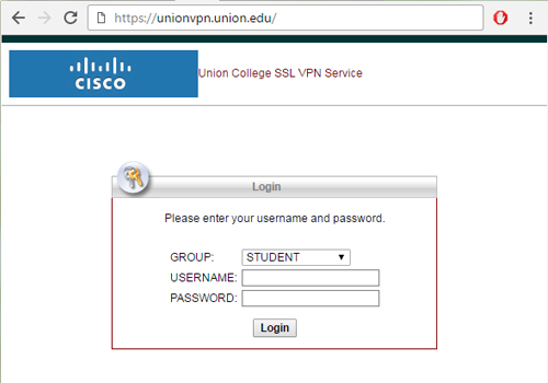 Off campus or having difficulty accessing library databases? Try using VPN (Off-Campus Access)