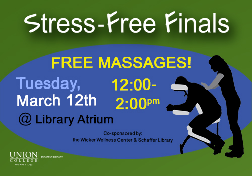 Free Massages!