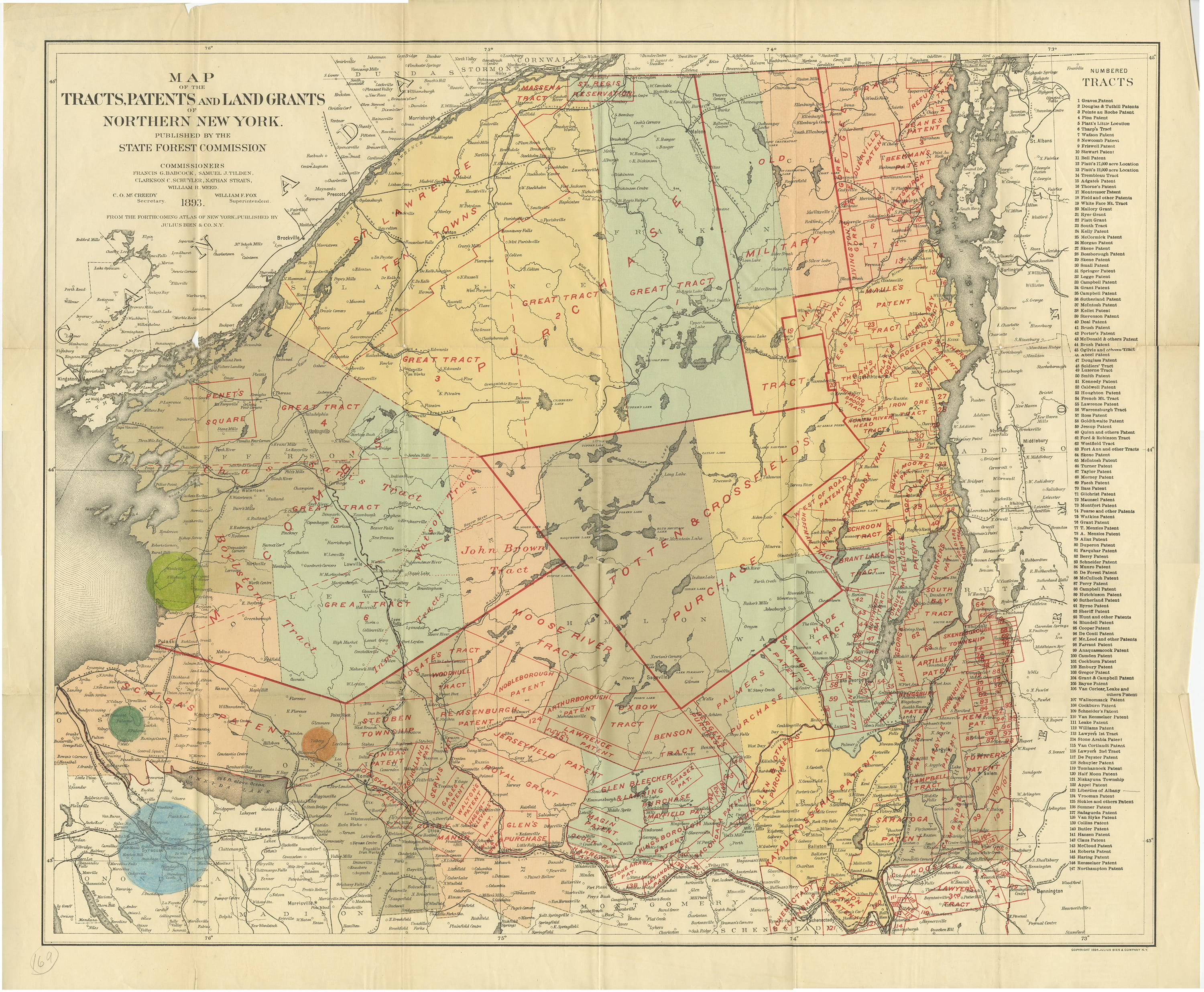 Art Exhibition Historical Maps Of The Adirondack Region