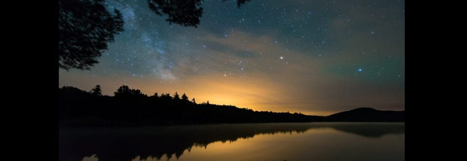 "Art Exhibition: ""The Adirondacks: By the Light of Midnight"""