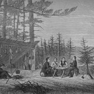 """Fashionable Twaddle"" – William H.H. Murray, the Adirondacks, and America's First Camping Controversy"