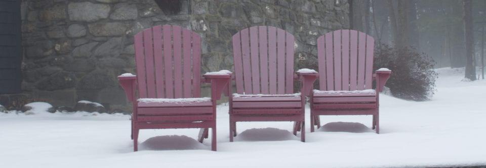 Winter 2018 Kelly Adirondack Center Newsletter