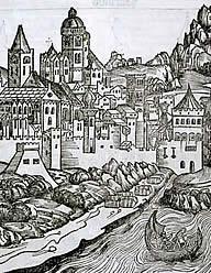 gutenberg mainz woodcut