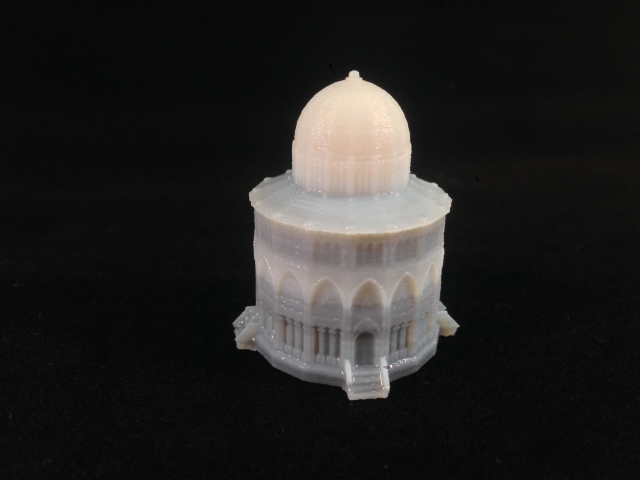 A 3D Printed Nott Memorial designed by a Union Alum