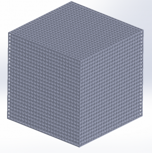 CubicMesh (10mm x 10mm x 10mm)