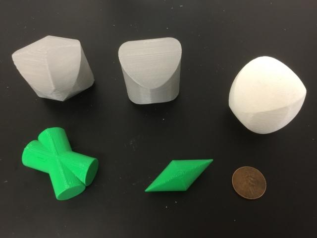 Steinmetz Solids