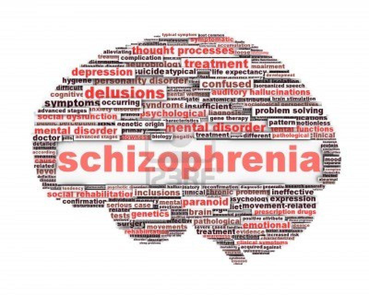 Phd thesis schizophrenia