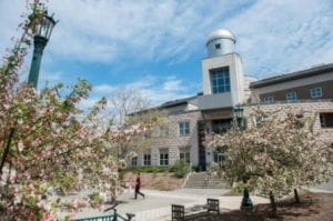 Image: Union College Olin Bldg