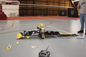Prototype 1 flight result