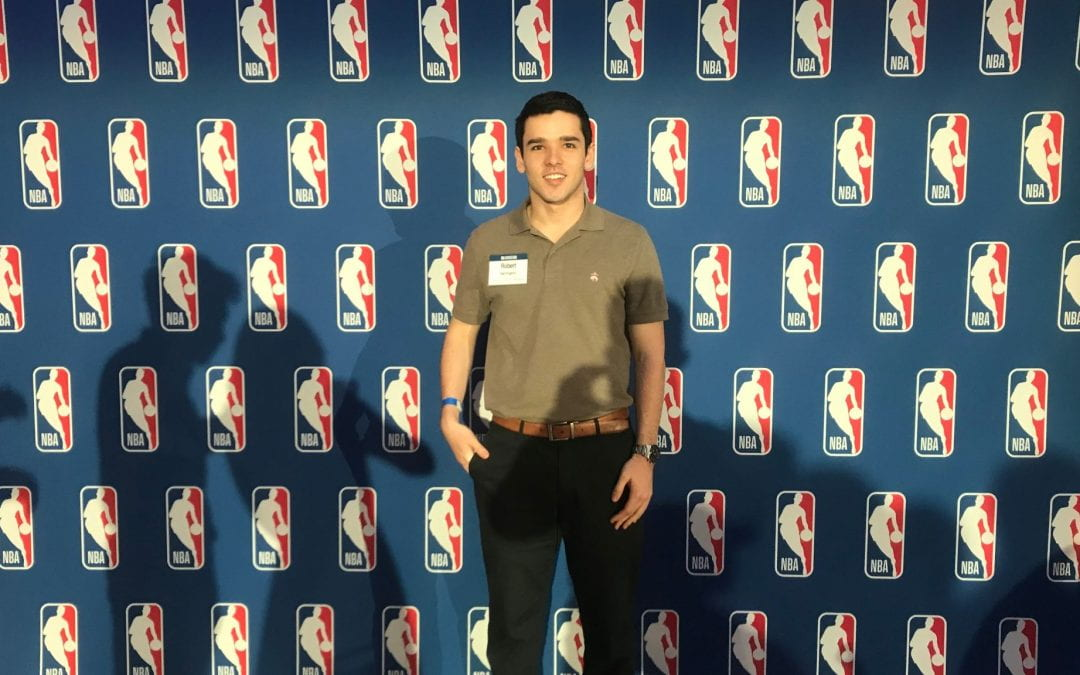 Union Student in the Final Round of NBA Hackathon