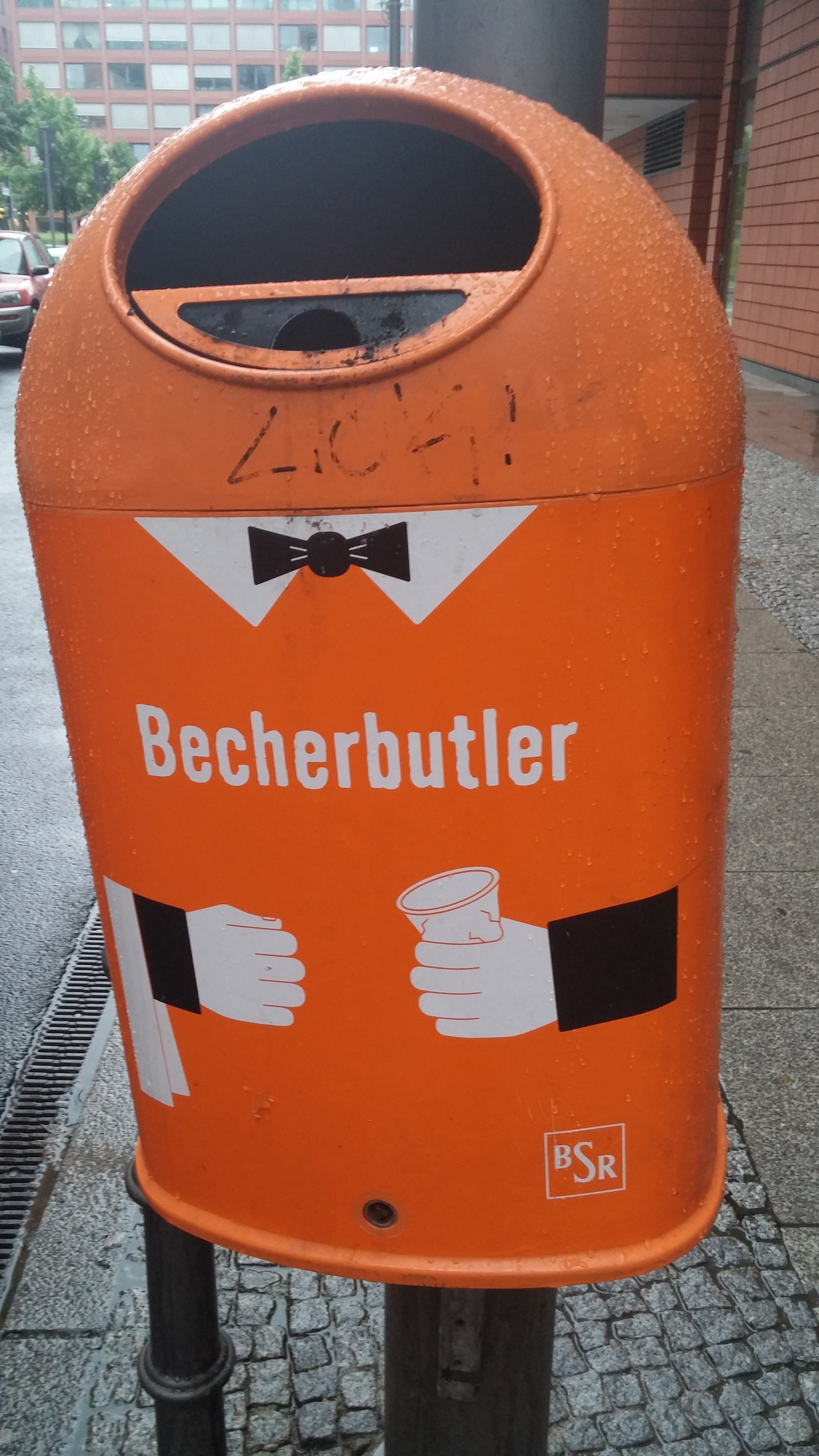 Photo Project  U2013 How Berlin Handles Waste