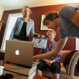 Union Student Joins Indie Film Crew