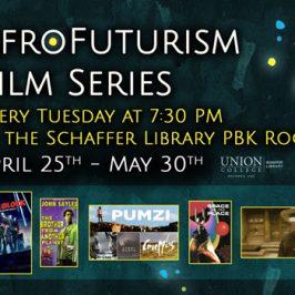 AfroFuturism Film Series