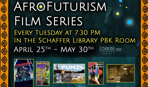 AfroFuturism Film Series