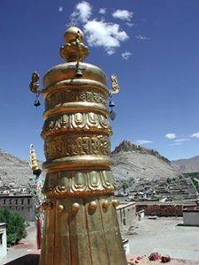 Photo of Tibetan