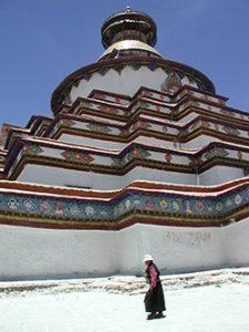 photo of Tibetan Temple