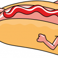 The city, a cacophony of sirens and horns, rushed into the small convenient store on the corner of a street without a name as Hotdog Guy opened for […]