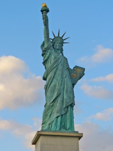 The Statue of Liberty today