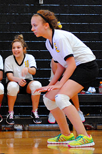 On the Court: Volleyball Season Begins