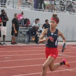 Track earns awards at last meet before district