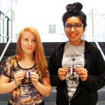 Two students qualify for state at VASE