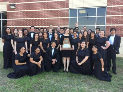 Choir adds to string of UIL wins