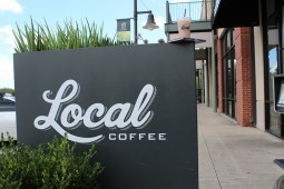 Local Coffee is a hot spot for the coffee-loving student.