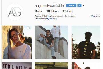 Instagram feed for Augment Worldwide