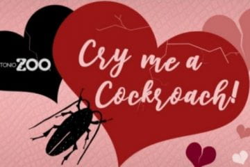 Cry Me a Cockroach event