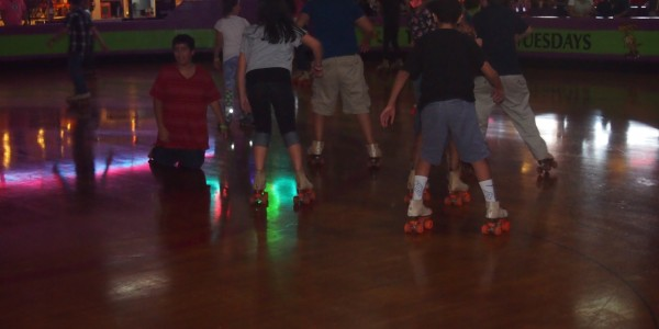 The Famous 6th Grade Skate Party