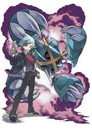 Steven Stone and his Mega Metagross. Photo by www.reddit.com