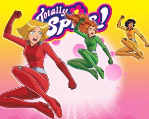 Totally Spies! Photo from Google Images.