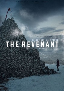 The Revenant has won a BAFTA Film Award, a Golden Globe Award, and is nominated for an Academy Award Source: pinterest.com
