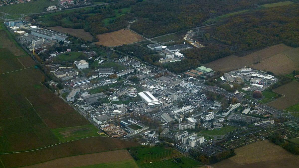 CERN aerial image
