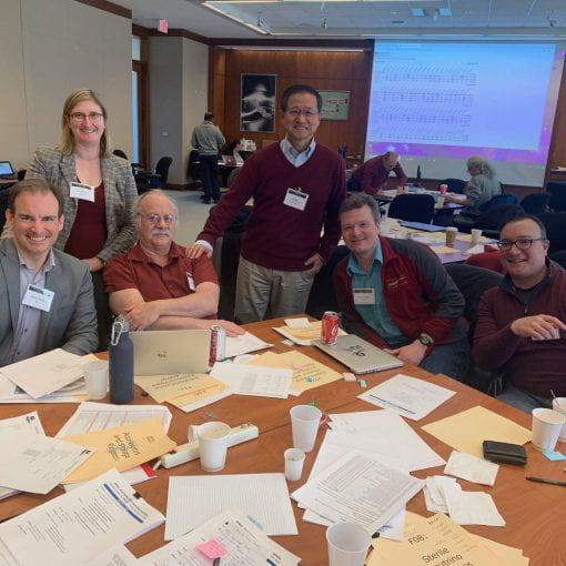 APS April Meeting DPF Sorting volunteers